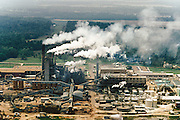 Every year this Natchez paper mill releases more than 1 million pounds of toxic compounds into the air; they are then dispersed over the land through the atmosphere.