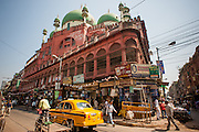 Nakhoda Mosque in Kolkata (India)