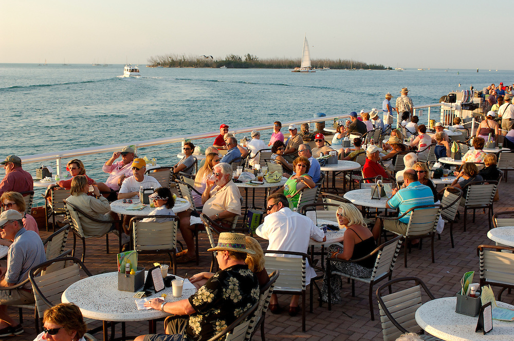 The Westin Resort Restaurant, Waterfront, Key West, Florida Keys, Florida, United States of America