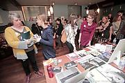 AQM - Rencontre avec les professionnels de la marionnette lors du 12e Festival de Casteliers, marionnettes pour adultes et enfants - 2017 à  Trylon / Montreal / Canada / 2017-03-10, Photo © Marc Gibert / adecom.ca