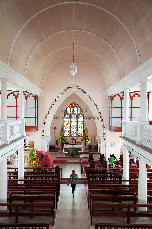 St. Peters Parish Church is one of the oldest Anglican churches in Barbados and is located in the heart of Speightstown.