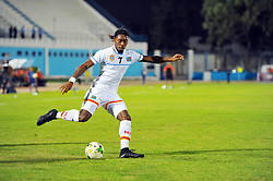 October 7, 2017 - Monastir, Tunisia - Botaka Jordan Rolly(7) of DR Congo during the qualifying match for the FIFA 2018 World Cup in Russia between Libya and the Democratic Republic of Congo (DR Congo) at Mustapha Ben Jannet stadium in Monastir  (Credit Image: © Chokri Mahjoub via ZUMA Wire)