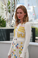 Actress Emily Blunt at the Sicario film photo call at the 68th Cannes Film Festival Tuesday May 19th 2015, Cannes, France.