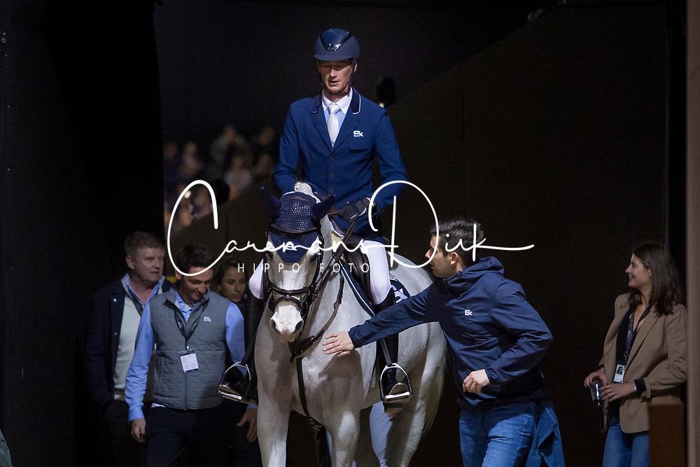 Deusser Daniel, GER, Cornet d'Amour<br /> Indoor Brabant 2018<br /> © Sharon Vandeput<br /> 9/03/18
