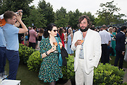 CHLOE REGIS, VIKTOR WYND, The Serpentine Party pcelebrating the 2019 Serpentine Pavilion created by Junya Ishigami, Presented by the Serpentine Gallery and Chanel,  25 June 2019