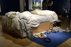 JUN 27 2014 Tracey Emins My Bed