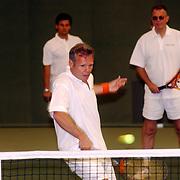 Tennisclinic Hilversum Open 2004, Rolf Pagano