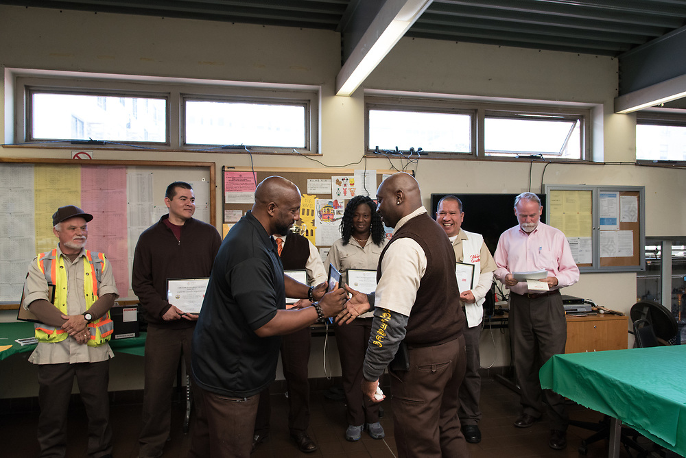 Systemwide Winner Theoatis Hill at Cable Car Division | July 28, 2017