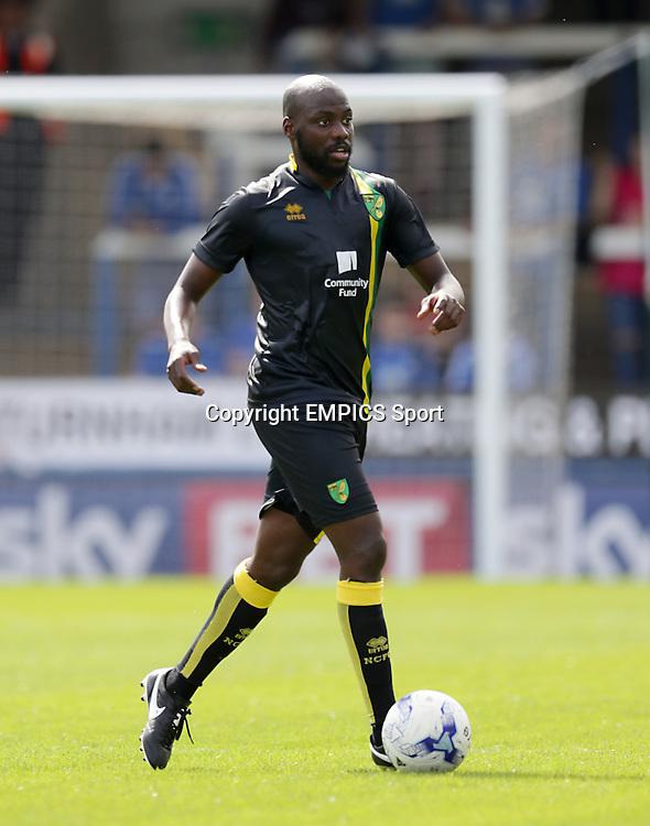 Youssouf Mulumbu, Norwich City.