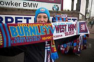 2014 Burnley v West Ham