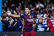 FC Barcelona v Sevilla 280216