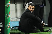 """Luis Enrique Roma<br /> Milano 24/3/2012 Stadio """"Giuseppe Meazza - San Siro""""<br /> Football Calcio 2011/2012 Campionato Italiano Serie A<br /> Milan Vs Roma<br /> Foto Insidefoto Andrea Staccioli"""