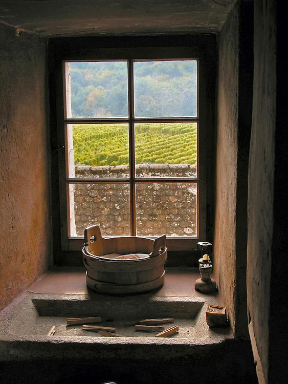 Winery museum, Aigle, Switzerland.