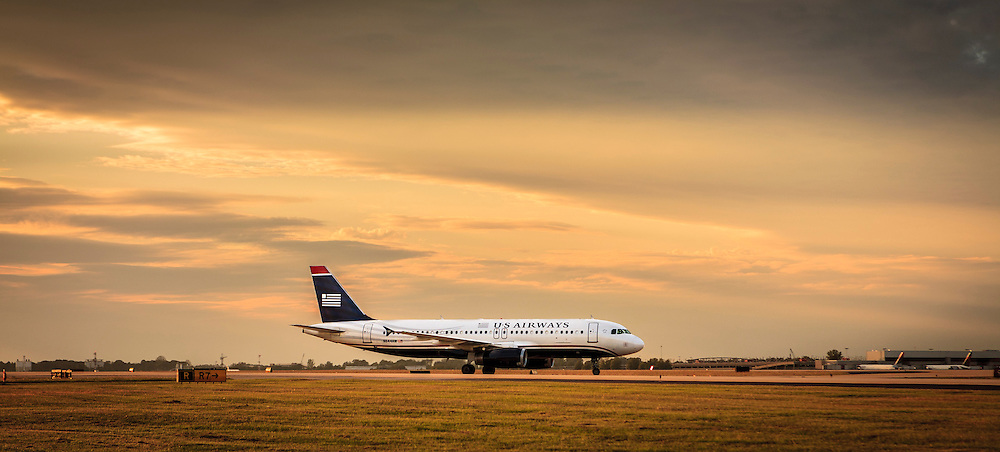 US Airways Airbus A320.