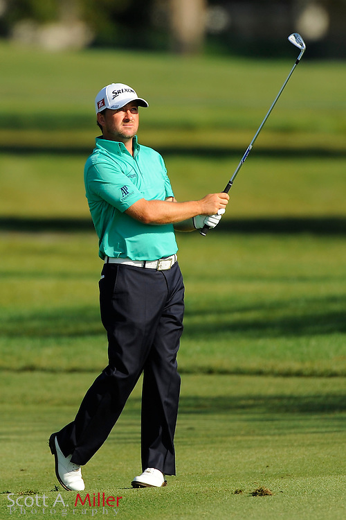 Graeme McDowell during the second round of the Arnold Palmer Invitational at the Bay Hill Club and Lodge on March 23, 2012 in Orlando, Fla. ..©2012 Scott A. Miller.