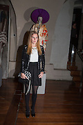 PRINCESS BEATRICE, Isabella Blow: Fashion Galore! private view, Somerset House. London. 19 November 2013