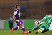 but de Martin Braithwaite - 09.05.2015 -  Toulouse / Lille  - 36eme journee de Ligue 1<br />