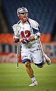 DENVER, CO - JULY 4:  Max Seibald #42 Boston Cannons during their MLL game against the Denver Outlaws at Sports Authority Field at Mile High on July 4, 2015 in Denver, Colorado. (Photo by Marc Piscotty/Getty Images) *** Local Caption *** Max Seibald