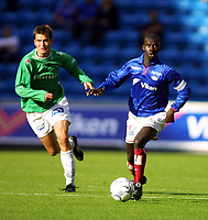 Football, Pa-Modou Kah, Vålerenga.