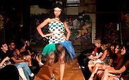 A glimpse at the LadyFest Fashion Show at c{space in downtown Dayton, Saturday, August 7. 2010..