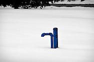 Winter in Warren County, Ohio