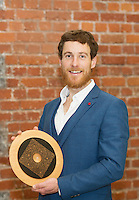 Repro FREE: Richard McCurry, Newbie Chinese, Runner Up, Best New Idea Galway, IBYE 2016 awarded by Local Enterprise Office Galway at the Portershed. <br /> Photo:Andrew Downes, xposure