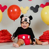 Baby Lucas Cakesmash Favourite