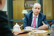 Micheál Martin, TD, Leader of Fianna Fáil