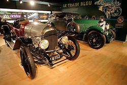 UK ENGLAND CREWE 5APR06 - Exhibits at the Bentley Museum on the premises of the Bentley Motors Factory in Crewe...jre/Photo by Jiri Rezac..© Jiri Rezac 2006..Contact: +44 (0) 7050 110 417.Mobile:  +44 (0) 7801 337 683.Office:  +44 (0) 20 8968 9635..Email:   jiri@jirirezac.com.Web:    www.jirirezac.com..© All images Jiri Rezac 2006 - All rights reserved.