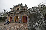 The Citadel. Dong Ba Gate.