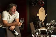 Janko Martinkovic, owner, Koishi fish & sushi & Petit Cru wine bar, Brno, Czech Republic