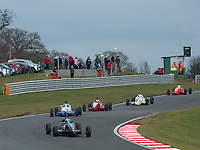 #0 Joshua SMITH Van Diemen JL13  during Avon Tyres Formula Ford 1600 Northern Championship - Post 89  as part of the BRSCC Oulton Park Season Opener at Oulton Park, Little Budworth, Cheshire, United Kingdom. March 24 2018. World Copyright Peter Taylor/PSP.