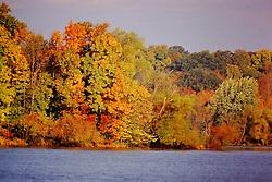 Plum Island at Starved Rock State Park near Utica Illinois