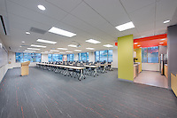1304 Concourse Drive Conference Center interior Image in Baltimore Maryland by Jeffrey Sauers of Commercial Photographics, Architectural Photo Artistry in Washington DC, Virginia to Florida and PA to New England