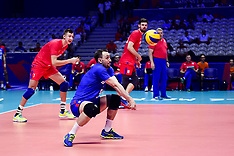 FIVB Nations League - Russia vs Poland - 04 July 2018