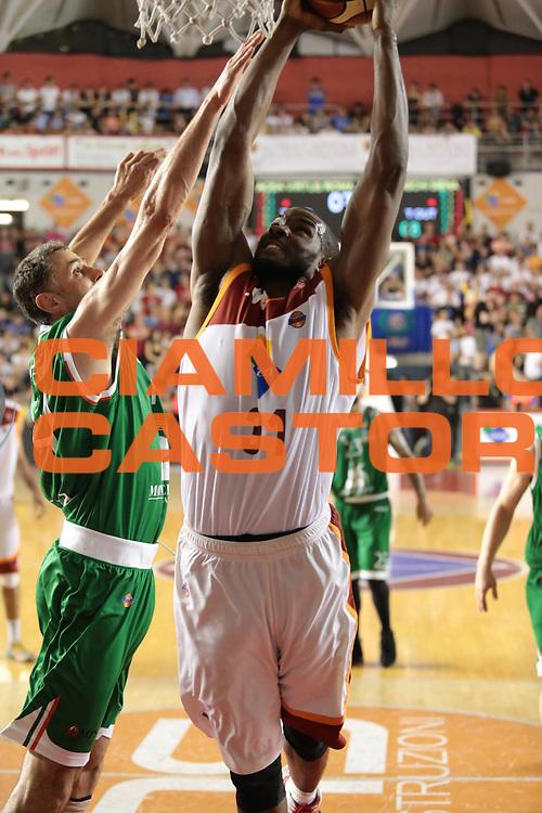 DESCRIZIONE : Roma Lega A 2012-2013 Acea Roma Montepaschi Siena finale gara 1<br /> GIOCATORE : Lawal Gani<br /> CATEGORIA : tiro<br /> SQUADRA : Acea Roma<br /> EVENTO : Campionato Lega A 2012-2013 playoff finale gara 1<br /> GARA : Acea Roma Montepaschi Siena<br /> DATA : 11/06/2013<br /> SPORT : Pallacanestro <br /> AUTORE : Agenzia Ciamillo-Castoria/M.Simoni<br /> Galleria : Lega Basket A 2012-2013  <br /> Fotonotizia : Roma Lega A 2012-2013 Acea Roma Montepaschi Siena playoff finale gara 1<br /> Predefinita :