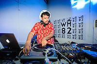 DJ Nobody at Warehouse 82, Seminyak, Bali, Indonesia, 03/05/2014.