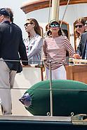 Monaco Royals on the Yacht Pacha III - 3 June 2018