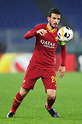 Alessandro Florenzi of Roma in action during the UEFA Europa League, Group J football match between AS Roma and Wolfsberg AC on December 12, 2019 at Stadio Olimpico in Rome, Italy - Photo Federico Proietti / ProSportsImages / DPPI
