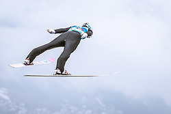 22.02.2019, Bergiselschanze, Innsbruck, AUT, FIS Weltmeisterschaften Ski Nordisch, Seefeld 2019, Skisprung, Herren, im Bild Antti Aalto (FIN) // Antti Aalto of Finland during the men's Skijumping of FIS Nordic Ski World Championships 2019. Bergiselschanze in Innsbruck, Austria on 2019/02/22. EXPA Pictures © 2019, PhotoCredit: EXPA/ Dominik Angerer
