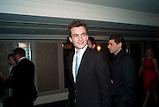 RUPERT FRIEND, The Laurence Olivier Awards,The Grosvenor House Hotel, Park Lane. London.   21 March  2010