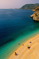 Kapitas Beach (near Kalkan), Turquoise Coast, Turkey