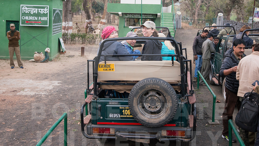 India Spring Break, Delhi, Bandhavgarh,  John Kelly photo