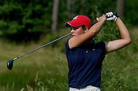 AMBT-DELDEN - Winnaar Marjet van der Graaff    NK Matchplay golf op de Twentsche GC. COPYRIGHT KOEN SUYK