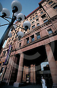 Thee Bourse at Independence Mall, Restored 4th St. Commercial Office, Ritz Theatre and Food Court, Philadelphia