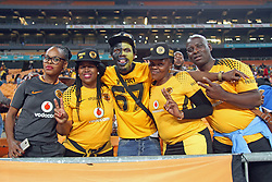 MTN top 8 second leg semifinal match between Keizer Chiefs FC and Super Sport United FC (Last game was a 2 all draw) at FNB stadium on Saturday 01 September 2018. Kick off at 20H15. Fans filling up the stands .<br /> Picture: Timothy Bernard AfricanNewsAgency/ ANA