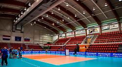 20-05-2018 NED: Netherlands - Slovenia, Doetinchem<br /> First match Golden European League / SaZa sportcenter