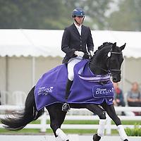 Medium Restricted - 2014 British Dressage National Championships