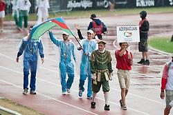 Opening Ceremony, 2013 IPC Athletics World Championships, Lyon, France