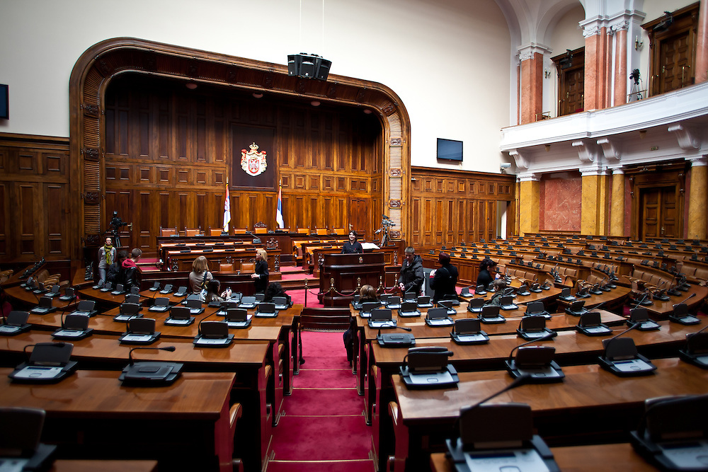 National Assembly of the Republic of Serbia, Belgrade, Serbia